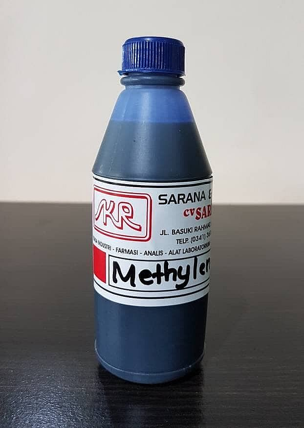 Larutan Methylene Blue